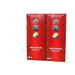Hepageron 500 ml - NATUR GRAES