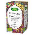 Té Negro con Caramelo FILTROS 20 uni. BIO