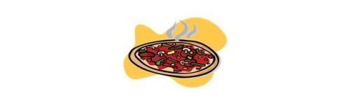 Pizzas-Tortas y Otros